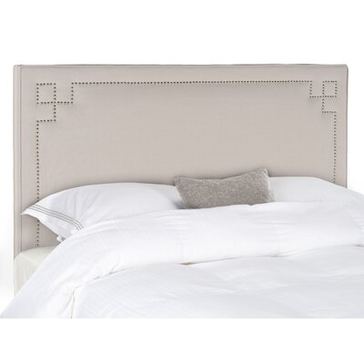 Dreyer Queen Upholstered Panel Headboard
