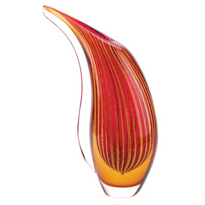 Anette Fire Vase