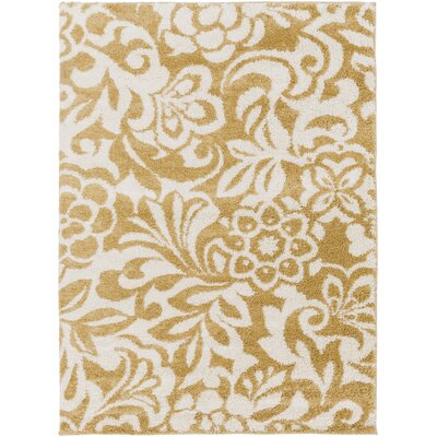 Baron Yellow/Ivory Area Rug