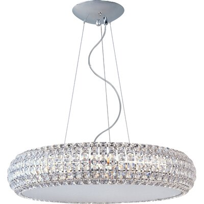 Flying Point 10-Light Pendant