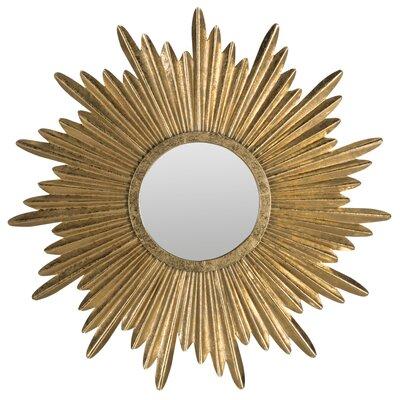 House of Hampton Josephine Sunburst Wall Mirror