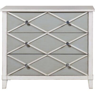 Marlee 3 Drawer Chest