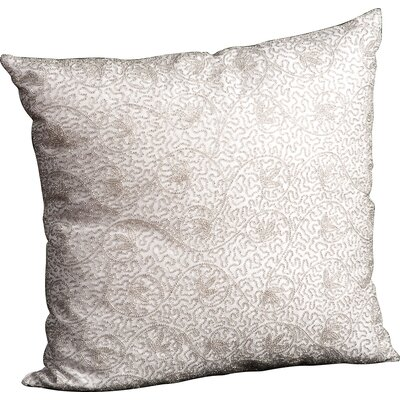 Luminecence Cotton Throw Pillow