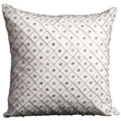 Saltash Throw Pillow Color: Ivory
