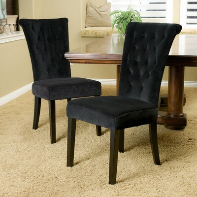 Coyle Upholstery Side Chair