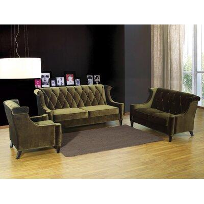 Carressa Configurable Living Room Set