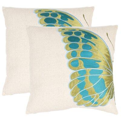 Aria Cotton Throw Pillow