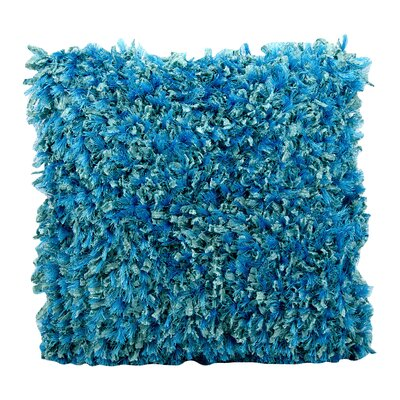 Vaughn Throw Pillow Color: Turquoise