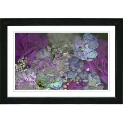 Scented Bloom Framed Photographic Print