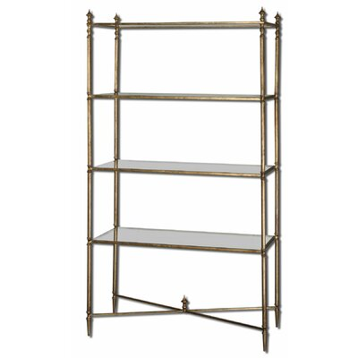 Uckfield 62 Etagere Bookcase