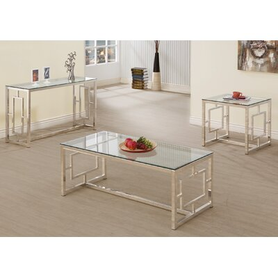 Danberry Coffee Table Set