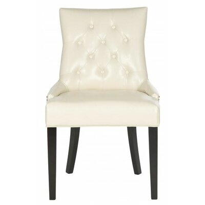 Eva Harlow Ring Side Chair Upholstery : Flat Cream