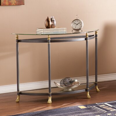 Barking Console Table