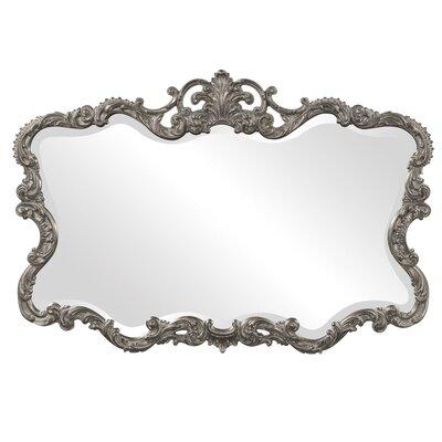 Barnoldswick Wall Mirror Finish: Nickel