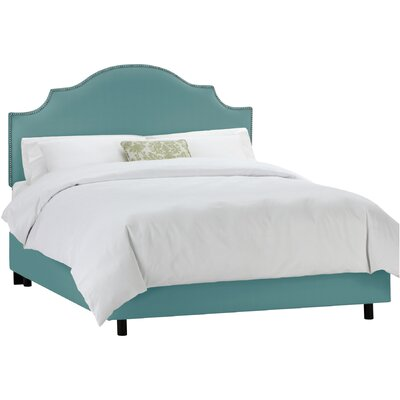Amesbury Upholstered Panel Bed