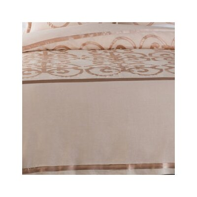 Barton-le-Clay Duvet Cover Size: King, Color: Pink