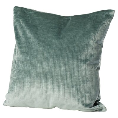 Celinda Plain Velvet Throw Pillow Size: 18 H x18 W