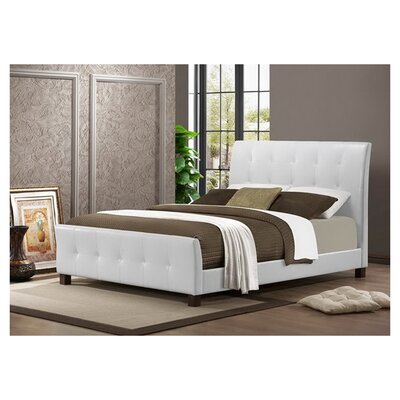 Amira Upholstered Bed