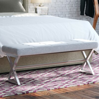 Jaime Upholstered Bench