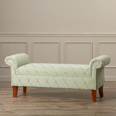 Yates Polyster Bedroom Bench