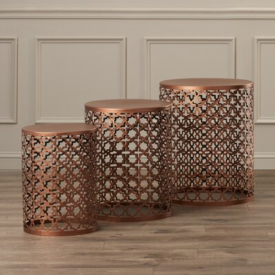 Rhalem 3 Piece Nesting Table