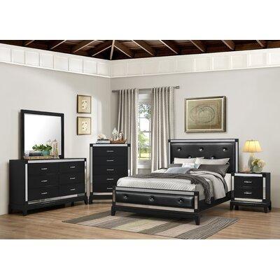 Simmons Casegoods Smethwick Panel Customizable Bedroom Set