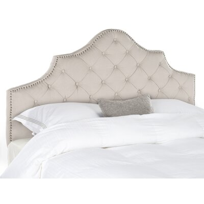 Winchcombe Upholstered Panel Headboard Size: King