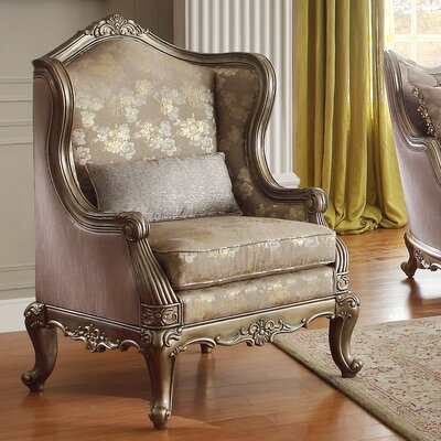 Sorinne Wing back Arm Chair