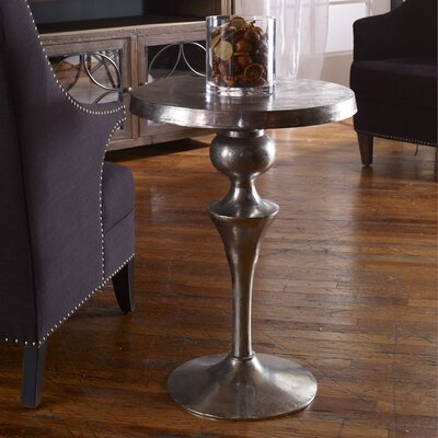 Darren Aluminum End Table