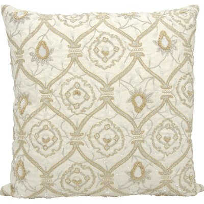 Surrey Tassai Silk Throw Pillow