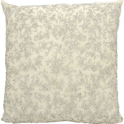 Gemstone Satin Throw Pillow