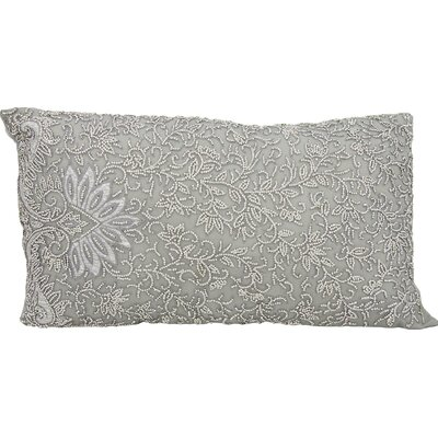 Gemstone Satin Lumbar Pillow