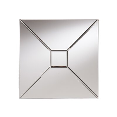 Hematite Mirrored Wall Mounted Jewelry Armoire