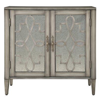 Wokingham 2 Door Mirrored Cabinet