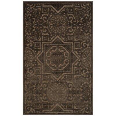 Wayfarer Hand-Loomed Light Brown Area Rug Rug Size: Rectangle 27 x 4