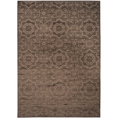 Wayfarer Hand-Loomed Light Brown Area Rug Rug Size: 8 x 112