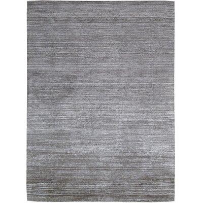 Wimbledon Handmade Mineral Graphite Area Rug Rug Size: 79 x 1010