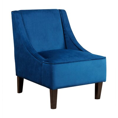 Benat Swoop Side Chair