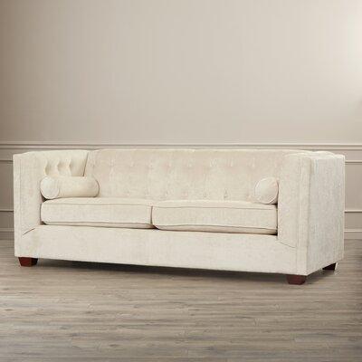 Dahlia Sofa Upholstery: Almond