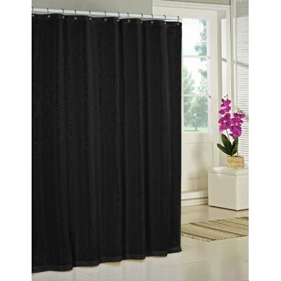Ely Jacquard Shower Curtain