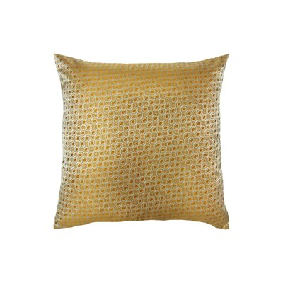 Sylvan Throw Pillow Color: Gold