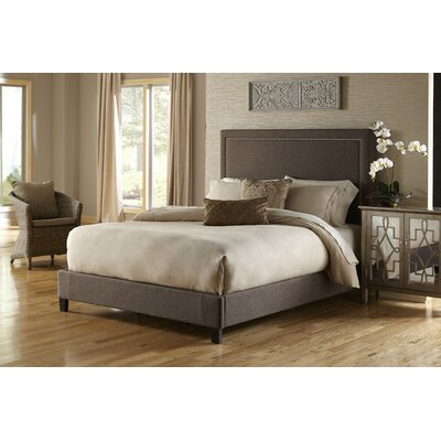 Makayla Upholstered Panel Bed
