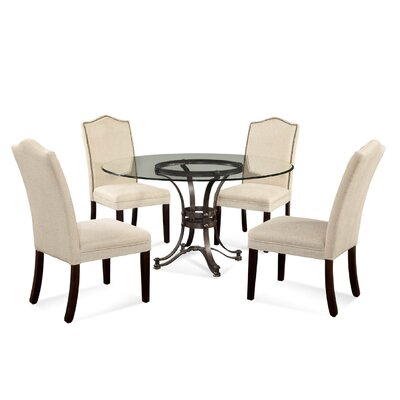 Lamb Glam 5 Piece Dining Set