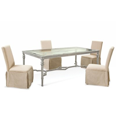 St Blazey 5 Piece Dining Set
