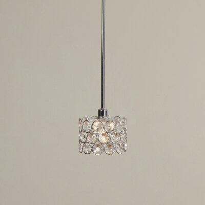 Mayfair 1-Light Drum Pendant