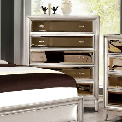Guerrero 5 Drawer Chest
