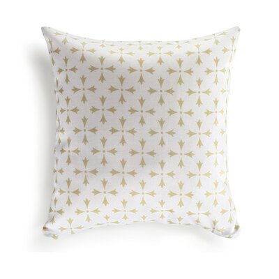 Greifenstein Pillow Cover Color: Cream