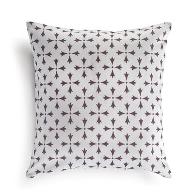 Greifenstein Pillow Cover Color: Eggplant