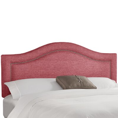 Bromarg Upholstered Panel Headboard Size: Queen
