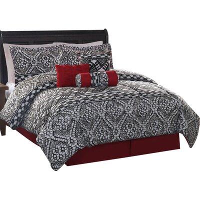 Strood 7 Piece Comforter Set